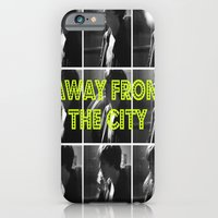 iPhone & iPod Case featuring AWAY FROM THE CITY by Renata Kats