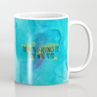 The World Belongs To Tho… Mug