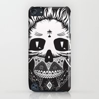 iPod Touch Cases featuring Calavera by Sofia Bolona