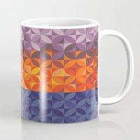 Kaleidoscope Sunset Mug