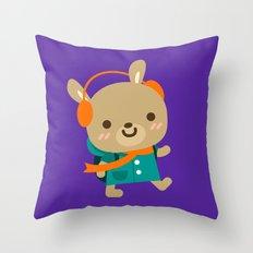 gozen Throw Pillow