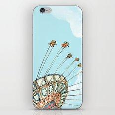 La Fete Foraine iPhone & iPod Skin