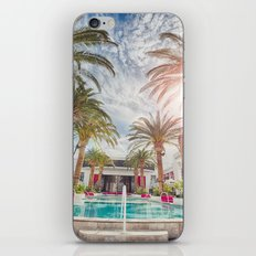hotel L.A iPhone & iPod Skin