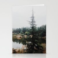 Franklin Canyon Reservoi… Stationery Cards