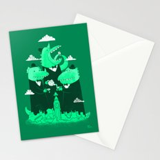 It's Five O-Clock Stationery Cards