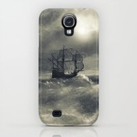 Galaxy S4 Cases featuring Chapter III by Viviana Gonzalez