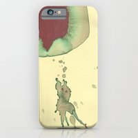 iPhone & iPod Case featuring Corazon Milonguero  (Tango Argentino) by Heather Goodwind
