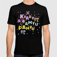 Kyary Pamyu Pamyu 2 T-Sh… Mens Fitted Tee Black SMALL