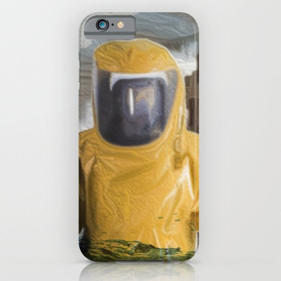 contagion iPhone & iPod Case