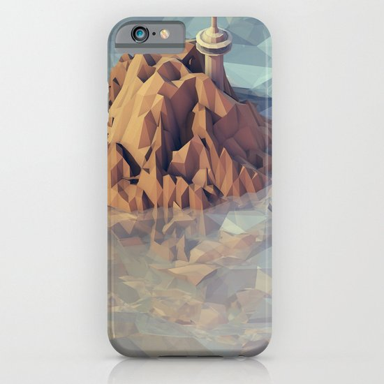 Watchtower iPhone & iPod Case