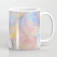 Wind I - Colored Pencil Mug