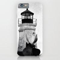 B&W Lighthouse iPhone 6 Slim Case