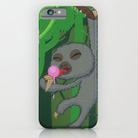 Baby Sloth iPhone 6 Slim Case