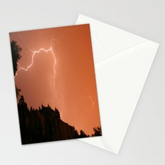 Pink Flash Stationery Cards