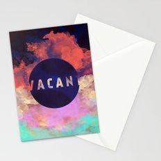 Vacant by Galaxy Eyes & Garima Dhawan Stationery Cards