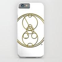 iPhone & iPod Case featuring Gallifreyan Thank You by JEDArts by J. Eric Dunlap
