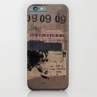 Outlaws #4 iPhone 6 Slim Case