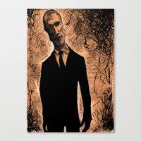 Gangster No.1 Canvas Print