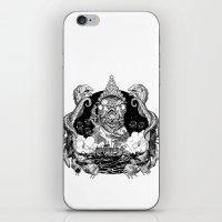 INNSMOUTH iPhone & iPod Skin
