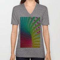 Rainbow Spring 7 Unisex V-Neck