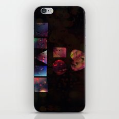 HEART OF PIECES iPhone & iPod Skin