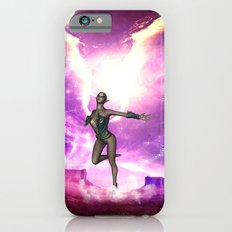 Fairy with water wings iPhone 6 Slim Case
