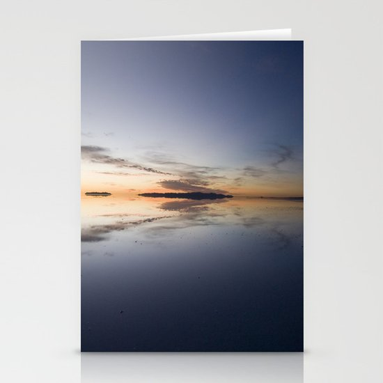 Lake Stationery Card