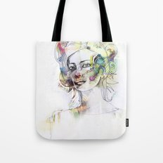 Red Nose Tote Bag