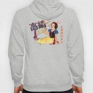 Snow White Girl Hoody