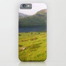 Wales watercolour iPhone 6 Slim Case