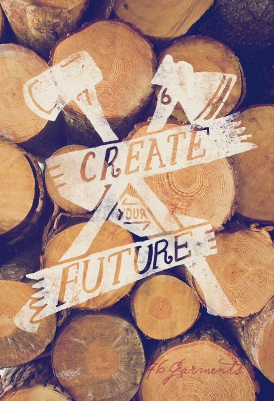 Create Your Future Art Print