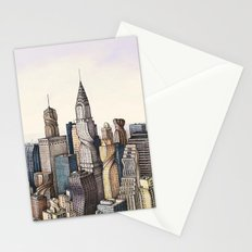 With a Twist. Stationery Cards