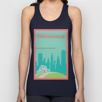 Welcome To Townsville Unisex Tank Top