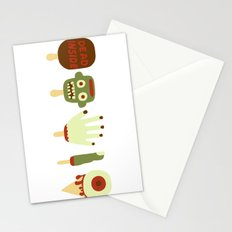 The Walking Dead Summer Special Stationery Cards