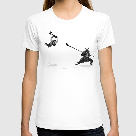 PDX vs TYO T-shirt