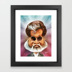 Kabali Da Framed Art Print