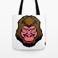 MONKEY BIZ Tote Bag