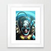 Fool: The Original Framed Art Print
