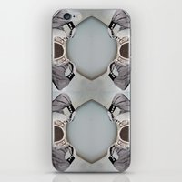 No Matter How Many Times… iPhone & iPod Skin
