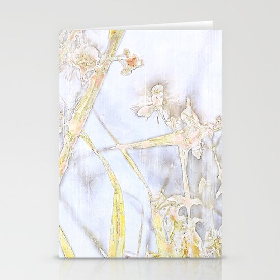 Watercolor Stationery Card