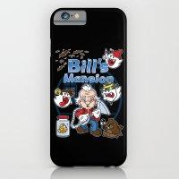 Bill's Mansion iPhone 6 Slim Case