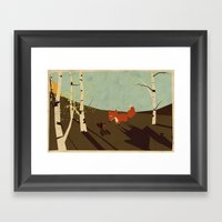 For You! Framed Art Print
