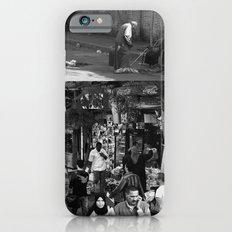 Street collage iPhone 6 Slim Case