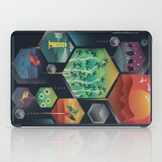 Geometrical Wonders iPad Case