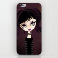 VelusaGloom iPhone & iPod Skin