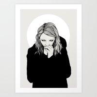 Eliot Art Print