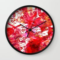 Forget It < The NO Serie&hellip; Wall Clock