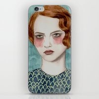 Sasha iPhone & iPod Skin