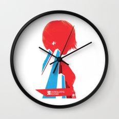 Mirror's Edge Wall Clock