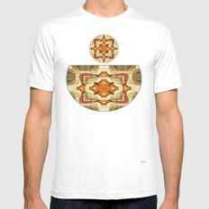 Her Bowl Mens Fitted Tee White SMALL